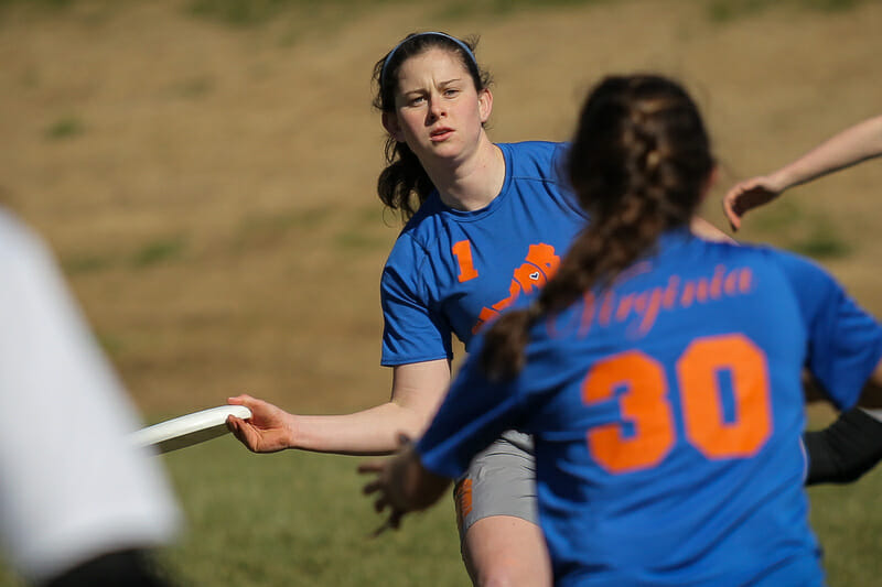 Virginia Hydra at Queen City Tune Up 2016. Photo: Christina Schmidt  --  UltiPhotos.com