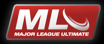 The logo for Major League Ultimate.