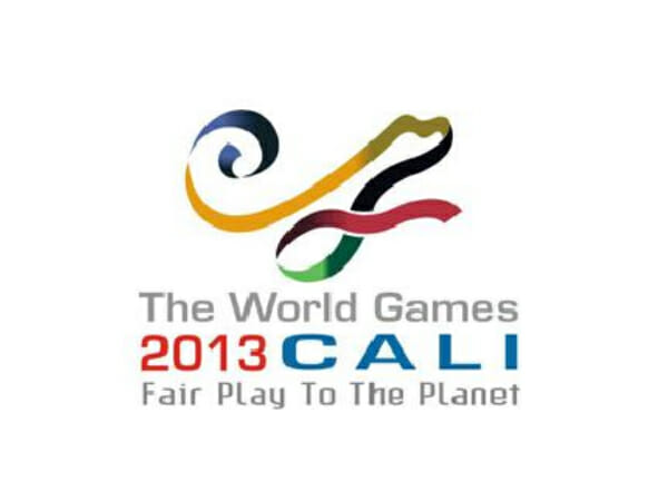2013 World Games logo.
