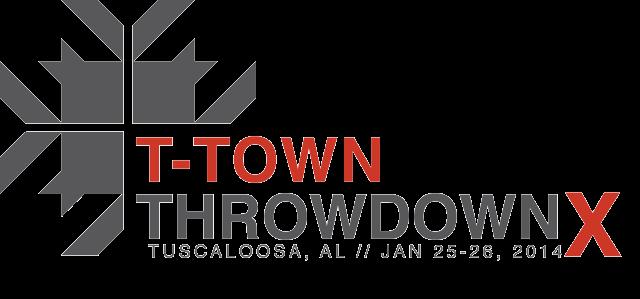 T-Town Throwdown 2014.