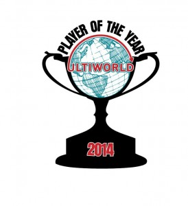 Ultiworld Player Of The Year
