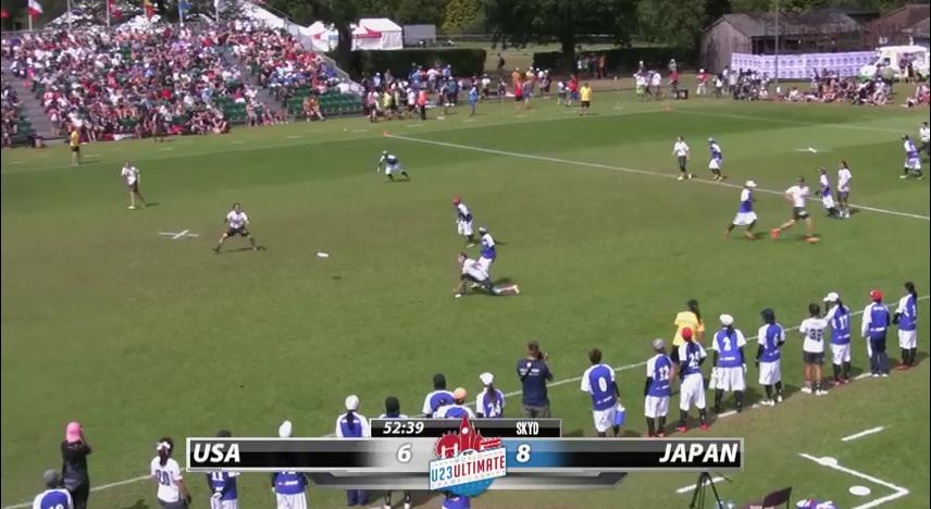 Japan lets off swings