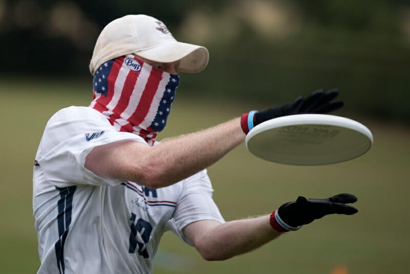 Team USA's Dalton Smith.