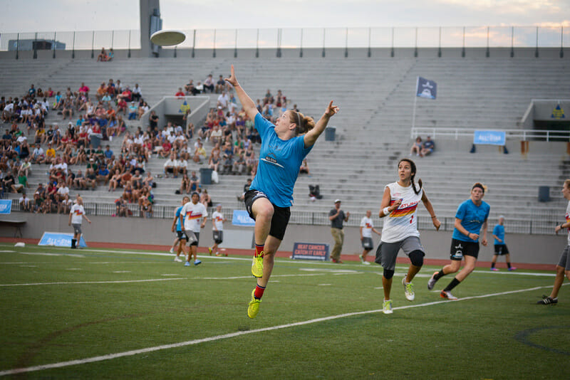 Photo: Chad Borer -- UltiPhotos.com