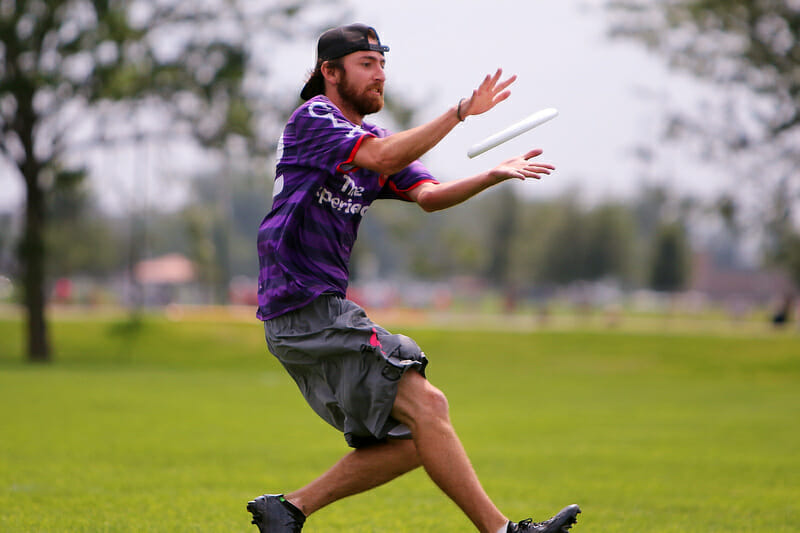Chad Larson Experience gets the disc.