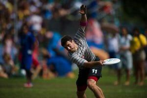 Photo: Kevin Leclaire -- UItiPhotos.com