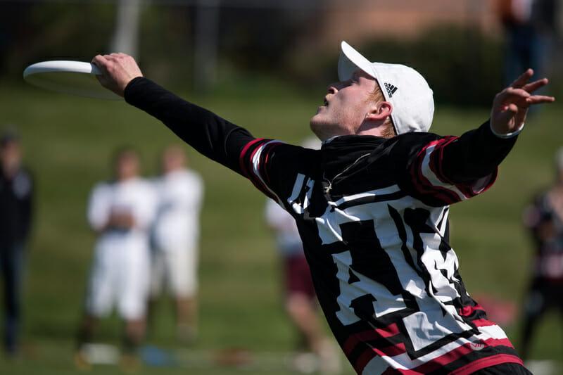 Texas A&M's Dalton Smith. Photo: Jolie Lang -- UltiPhotos.com