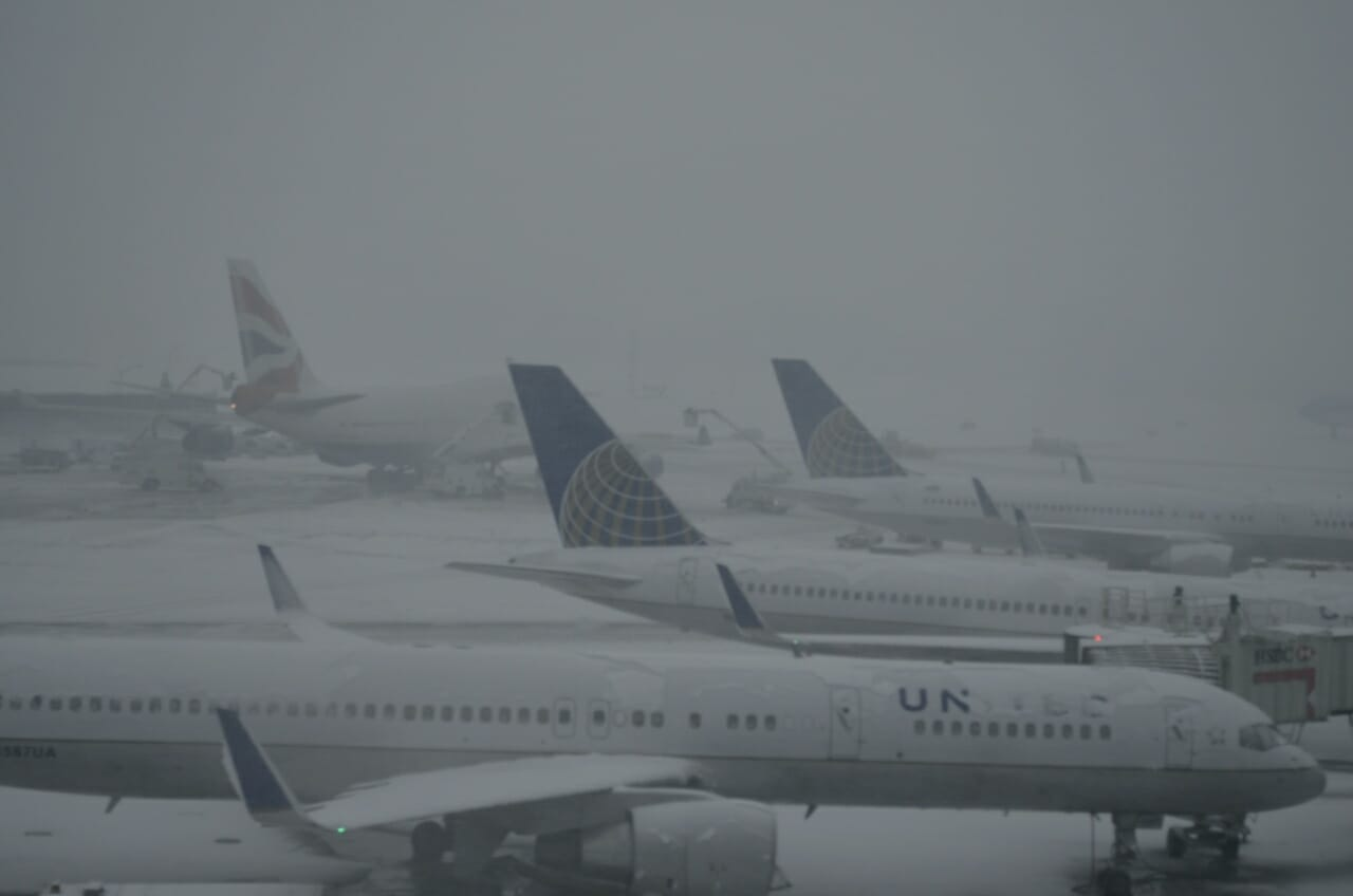 an analysis of jfk airport Water main break at jfk airport adds to travelers' misery after winter storm flight delays  global business and financial news, stock quotes, and market data and analysis.