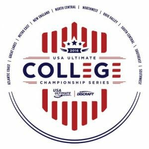 USA Ultimate College Series Disc 2016