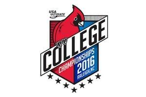 2016 D-I College Championships Logo