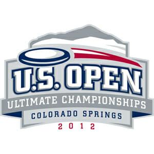 US Open Logo 2012