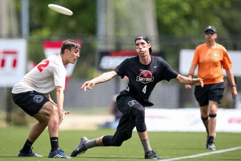 Minnesota's Ben Jagt. Photo: Paul Rutherford -- UltiPhotos.com